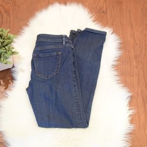 [Ann Taylor Loft] Modern Straight Jeans Size 0